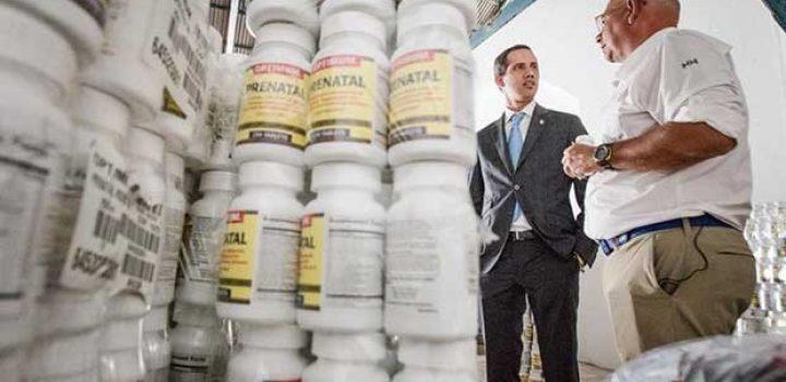 Países de la Unión Europea donarán 18 mdd a Venezuela