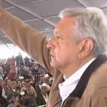 López Obrador presenta el programa 'Sembrando Vida' en Durango