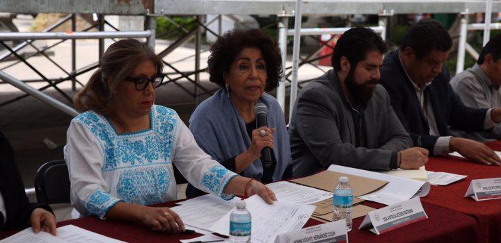 Tlalpan instala Consejo de Pueblos y Barrios Originarios y Comunidades Indígenas Residentes