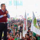 La unión de los chimalhuacanos nos mantendrá por la senda del progreso: Jesús Tolentino Román