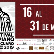Pátzcuaro alista su Festival de Piano