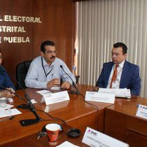 INE aprueba debate de candidatos a gubernatura de Puebla
