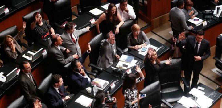 Alistan dictamen para juzgar al Presidente por corrupción