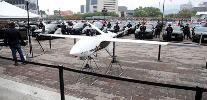 """""""El Bronco"""" pagó 54 mdp por dron"""