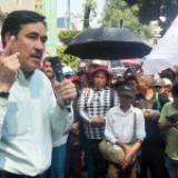 Funcionaria de gobierno de AMLO se compromete a buscar solución a petición de obras y servicios
