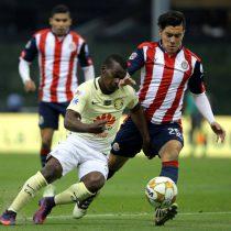 Vuelven Chivas a caer con Aguilas del América