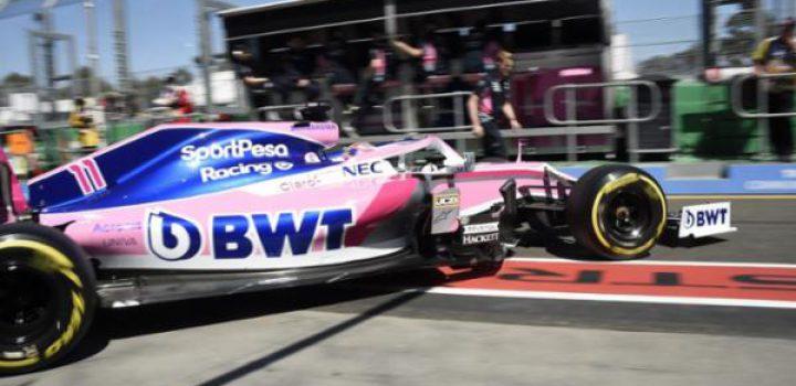 Finaliza Checo Pérez decimotercero en el GP australiano