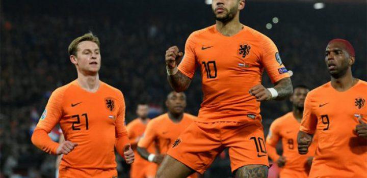 Holanda derrota a Bielorrusia y está en la fase final de la Liga de Naciones