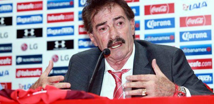 Regresa La Volpe a Liga MX y al Toluca