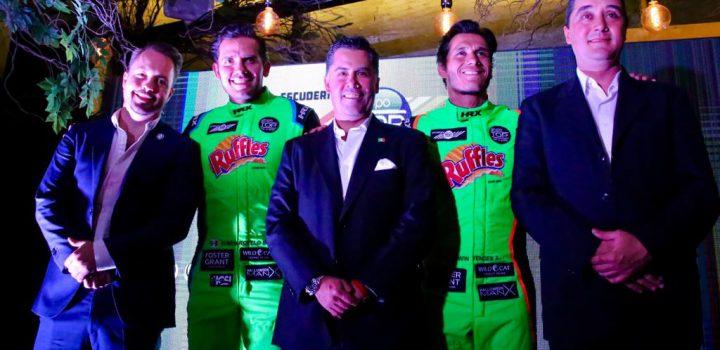Lista Escudería Grupo TOP para la temporada Nascar Peak México Series 2019