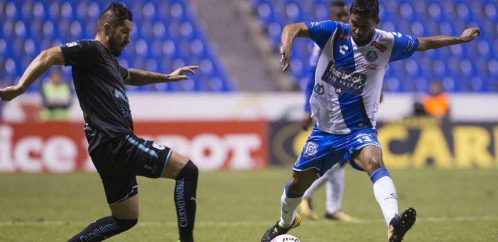 Puebla ya ganó en casa al superar 1-0 a Querétaro