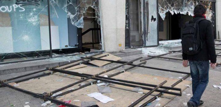 Francia endurece medidas contra manifestaciones