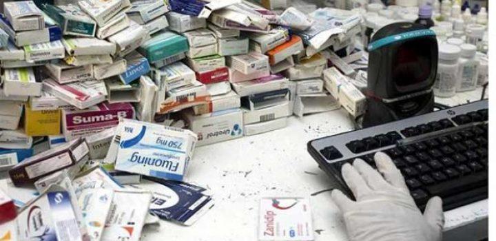 Indagan 50 casos de corrupción en medicinas