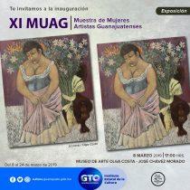 Mujeres pintoras exhiben obras en Guanajuato