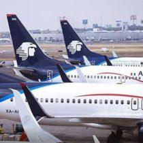 Cofece impone multa a Aeroméxico