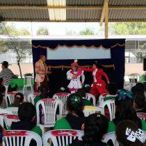 Concluye primera etapa de la Brigada Cultural y Artística para niñas, niños y adolescentes de Alas y Raíces en Hidalgo
