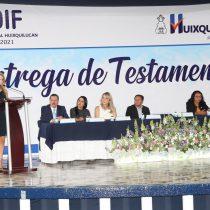 Huixquilucan brinda certeza jurídica con testamentos gratuitos