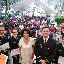 """Tlalpan celebra """"Concierto de Primavera"""" con SEMAR y SEDENA"""