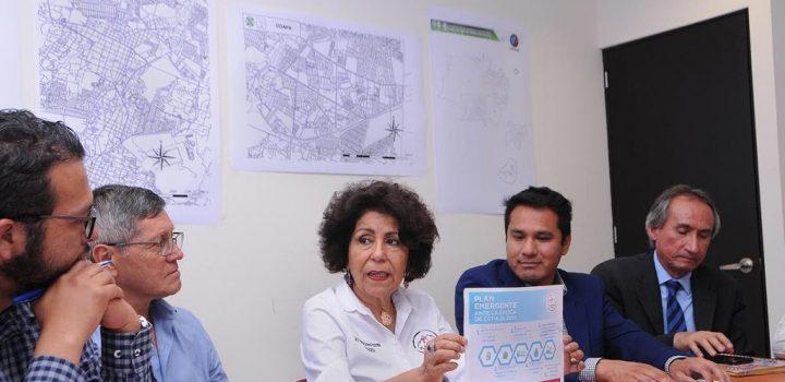 Tlalpan pone en marcha Plan Emergente de Suministro de Agua