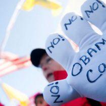 Trump pide a corte derogación completa de Obamacare
