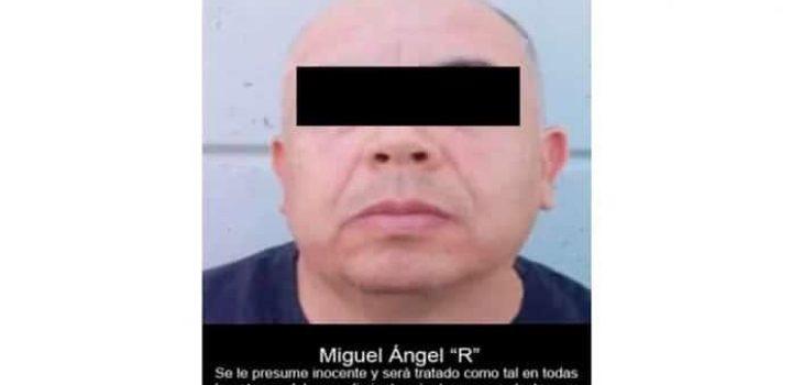 Detienen a ex jefe regional de Los Zetas