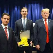 Defiende SRE condecoración a Kushner