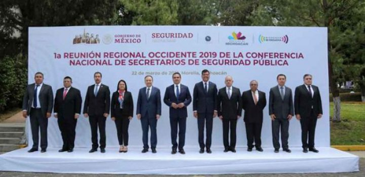 Durazo pide trascender diferencias políticas en ámbito de seguridad