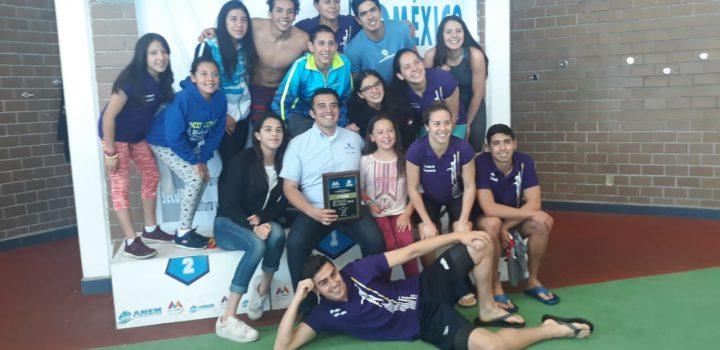 Acuática nelsonvargas, la gran triunfadora de Copa Estado de México 2019