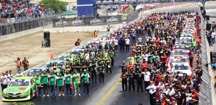 Monterrey se viste de gala con el GP Arris