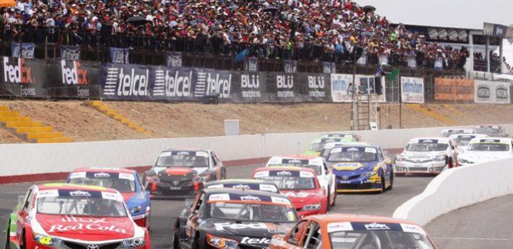 Nascar Peak México Series por nuevos records de asistencia
