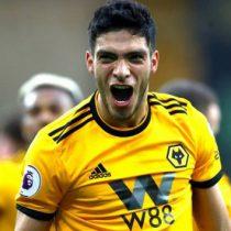 Raúl Jiménez está encantado en el Wolverhampton