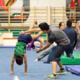 En Chimalhuacán impulsan la gimnasia artística en la población