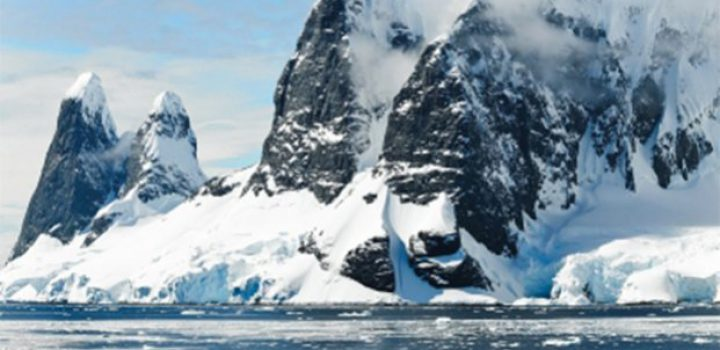 Reportan disminución de hielo marino del Ártico