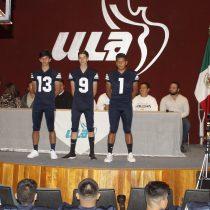 Dentro de la Categoría Juvenil, Dragones  ULA listos para la temporada de ONEFA