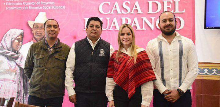 Abrirán Casa del Huapango en Querétaro