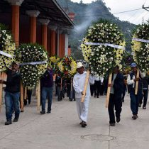 Conmemoran a mártires antorchistas en Huitzilan