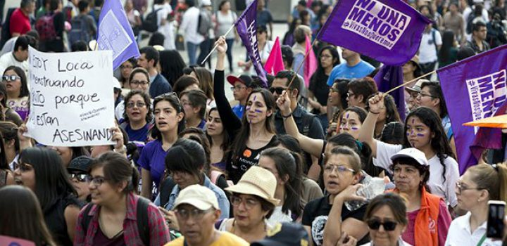 Aumenta violencia de género en el país