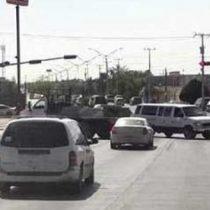 Reportan balacera en Nuevo Laredo