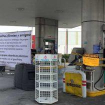 Clausuran gasolinera 'barata' en Nuevo León