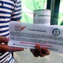 Opinión invitada: Contra la criminalización de la colecta