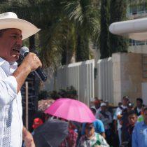 AMLO miente y calumnia a Antorcha: Dimas Romero