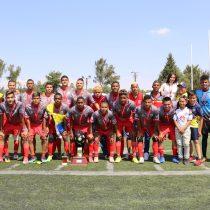 Goles por Colombia, campeón de Copa Retro Internacional