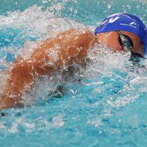 Nelsonvargas de natación, presente en mejores eventos internacionales
