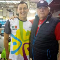 Equipo nelsonvargas, integrado por tritones panamericanos y records nacionales