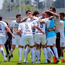 González mantiene a Pumas con esperanza