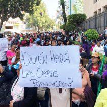 Protestarán 15 mil mexicanos; Segob federal provoca inconformidad social