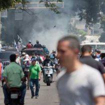 Suman 69 heridos por protestas en Venezuela