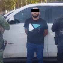 Trasladan a 'El 8' a penal de Durango