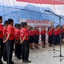 Realizan en Huitzilan concurso de coros