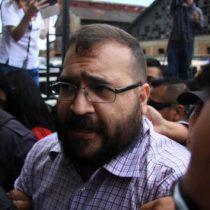 Duarte impugna negativa de amparo; tribunal lo admite
